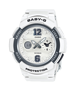 Casio Baby-G Standard Analog Digital รุ่น BGA-210-7B1
