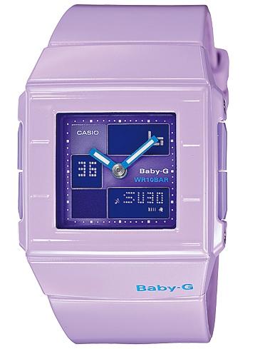 Casio Baby-G รุ่น BGA-200-6EDR