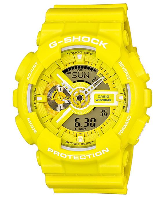 Casio G-Shock Analog-Dgital GA-110BC-9A