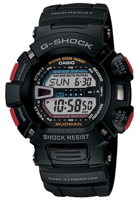 Casio G-Shock Mudman รุ่น G-9000-1V