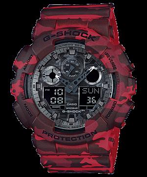 Casio G-Shock Limited Standard Analog-digital รุ่น GA-100CM-4A