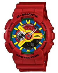 Casio G-Shock รุ่น GA-110FC-1ADR