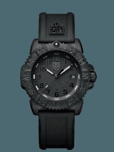 Luminox รุ่น Luminox 7051.BO Lady Navy Seal Colormark Watch Blackout