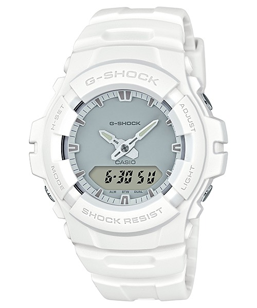 Casio G-Shock Clean Military Color Series รุ่น G-100CU-7A