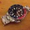 นาฬิกา Seiko Automatic Pepsi Diver Watch 200m SKX009K Oyster Strap
