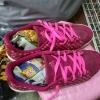รองเท้าราคาส่งสี ชมพู