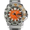 นาฬิกา หน้าส้ม Seiko Mini Monster Orange snzf49