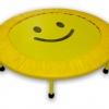 แทรมโพลีน 40 นิ้ว สปริงบอร์ดใช้สำหรับออกกำลังกาย สีเหลือง smile