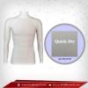 เสื้อรัดกล้ามเนื้อ รุ่น Quick Dry มีรูระบายอากาศ สีขาว