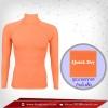 เสื้อรัดกล้ามเนื้อ รุ่นQuick Dryมีรูระบายอากาศ สีส้ม orange