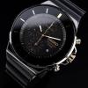 Seiko Chronograph SNDD Black (สาย Stainlss รมดำ) SNDD57P