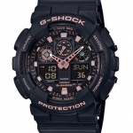 Casio G-SHOCK SPECIAL COLOR MODELS รุ่น GA-100GBX-1A4