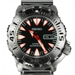 นาฬิกา Seiko Monster Dracula Fang Stainless SRP313K2