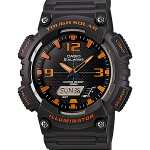 Casio Standard TOUGH SOLAR รุ่น AQ-S810W-8A