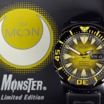 SEIKO MONSTER THE MOON LIMITED EDITION