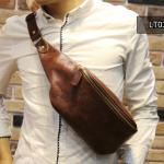 กระเป๋าหนังผู้ชาย สวย ทนทานใช้เกินคุ้มหากหมั่นดูแลรักษา
