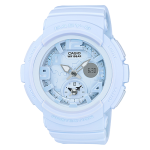 Casio Baby-G Beach Traveler Bold Color series รุ่น BGA-190BC-2B