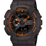 Casio G-SHOCK รุ่น GA-110TS-1A4