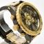 นาฬิกา NIXON Men Chronograph Chronograph Black Gold Dails Watch A083595 48-20 thumbnail 3