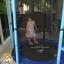 แทรมโพลีน 55 นิ้ว สปริงบอร์ด ออกกำลังกายเพิ่มความสูง รับน้ำหนักได้ 100 kg สำหรับบ้านพื้นที่น้อยๆ thumbnail 4