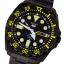 SEIKO 5 Sport Submarine Super Black SRP607K thumbnail 3