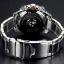 นาฬิกา Seiko Men Chronograph Solar System Diver 200m seiko ssc015P สาย Stainless black thumbnail 5