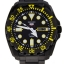 SEIKO 5 Sport Submarine Super Black SRP607K thumbnail 1