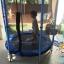 แทรมโพลีน 55 นิ้ว สปริงบอร์ด ออกกำลังกายเพิ่มความสูง รับน้ำหนักได้ 100 kg สำหรับบ้านพื้นที่น้อยๆ thumbnail 3