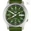 Seiko 5 Sport Military Green Strap SNK805K2 thumbnail 2