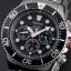 นาฬิกา Seiko Men Chronograph Solar System Diver 200m seiko ssc015P สาย Stainless black thumbnail 4