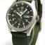 Seiko 5 Sport Mens Automatic Military 100M Green Strap SNZG09 thumbnail 2