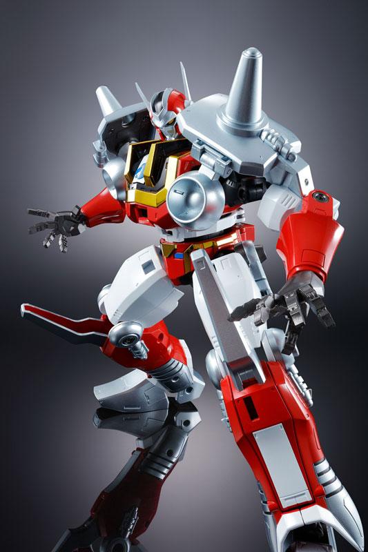 GX-39R BAIKANFU Renewal 20th Anniversary Robot Bandai Tamashii Soul of Chogokin